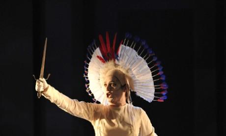 Suzanne Shakespeare as the Königin der Nacht