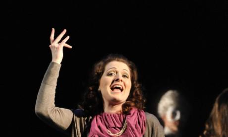 Suzanne Shakespeare as Erato