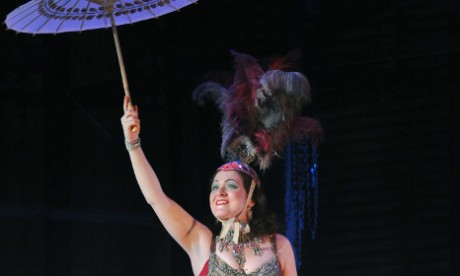Suzanne Shakespeare as Esmeralda